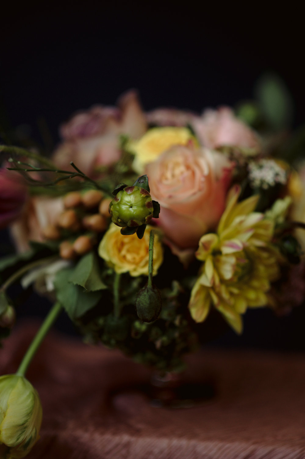How to Re-Use Wedding Flowers