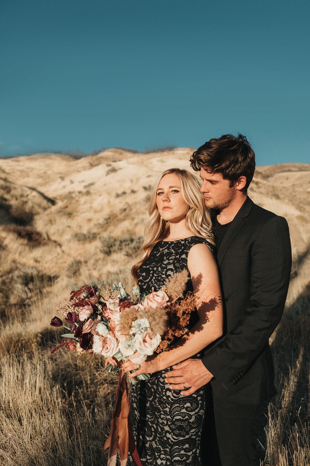 Utah Desert Mountain Bridals