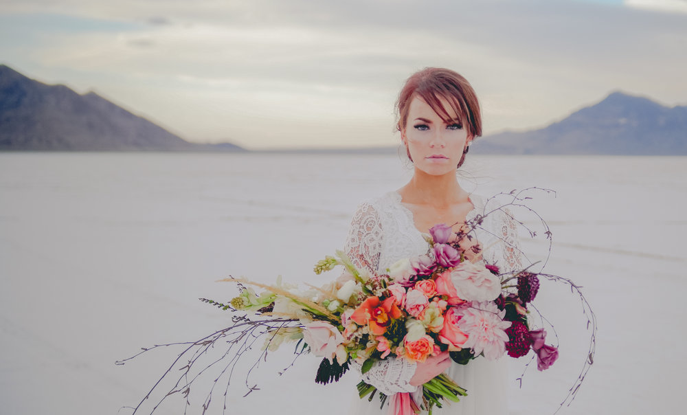 Salt Flats Spring Bouquet