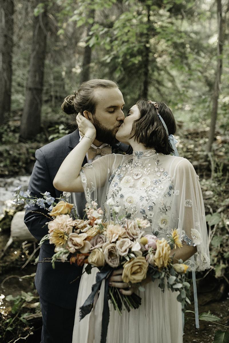 Taylor Rose Utah Mountain Wedding