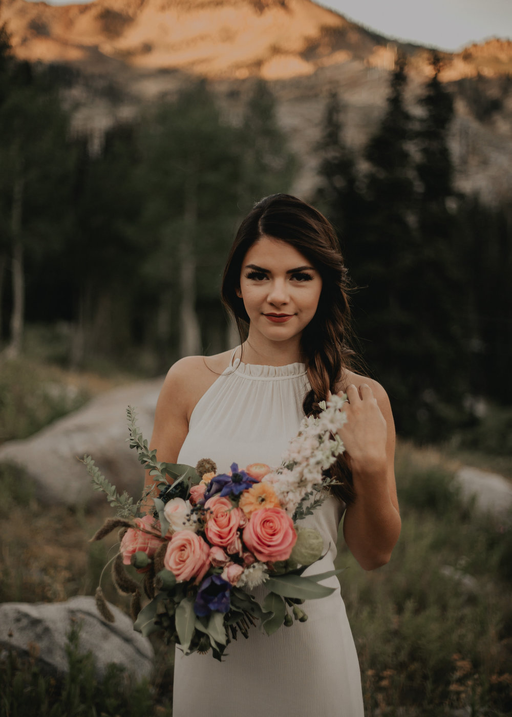 Utah Mountain Bridals