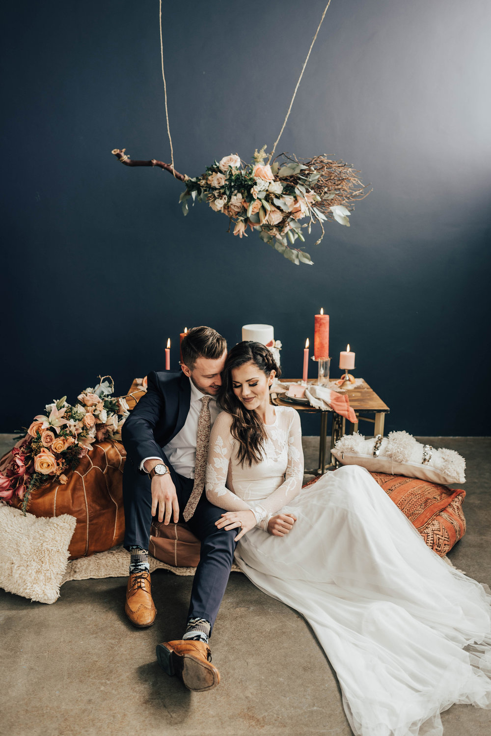 Utah Indoor Elopement