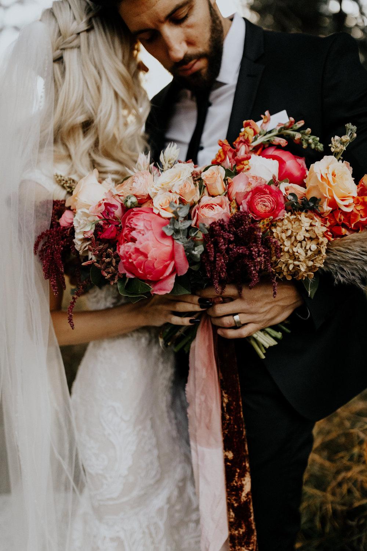 Delia & Dylan's Bridals