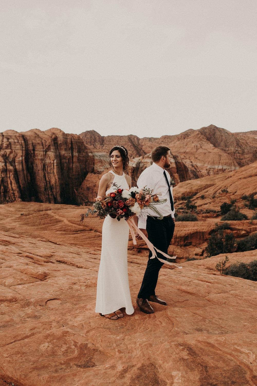 Haidn + Josh Wedding