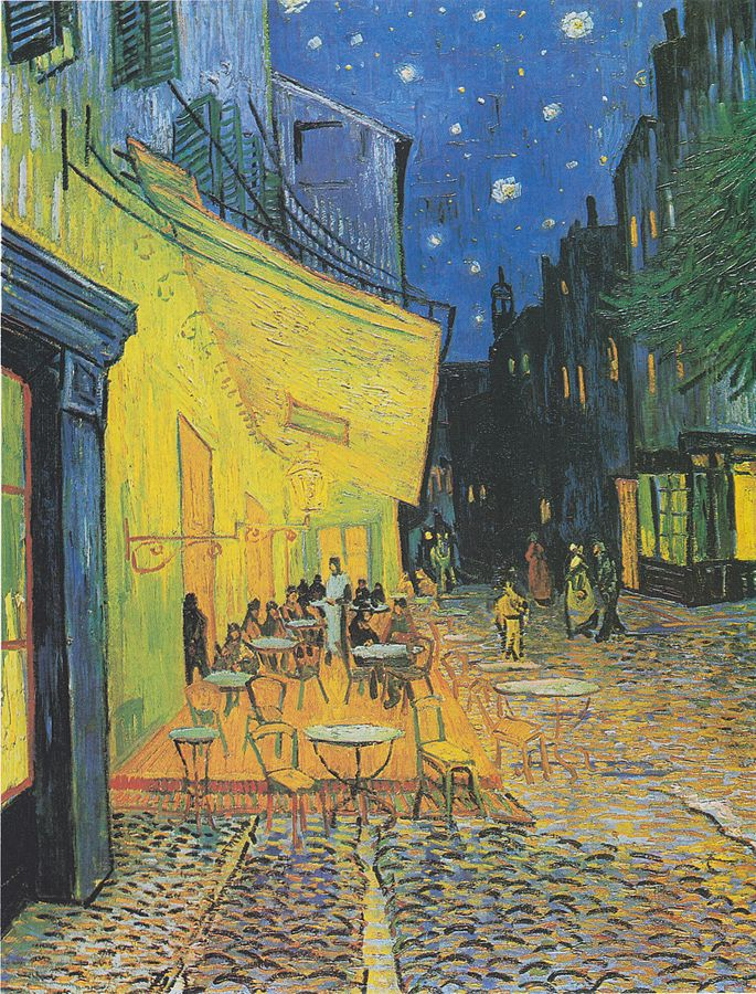 By Vincent van Gogh - repro from art book, Public Domain