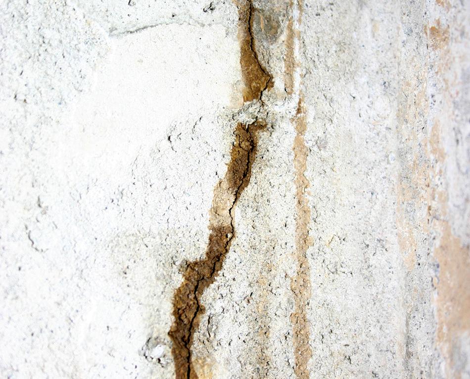 Foundation Wall Cracks Repair St Louis Mo
