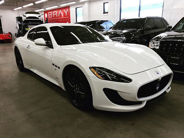 This Maserati GranTurismo received a standard detail to remove the contaminants and protect it from the elements!  #executivepaintprotection #execpaintpros #lidetailers #ceramicpro #nomorewax #detailsdoneright  #thecoatingkings #detail #paintcorrection #car #carporn #carsofinstagram #nyc #wheelrepair #paintprotection #clearbra #adamspolishes #ceramicprousa ——————————————————————— New York's Premier Retail Detail Supply! We carry only the best premium product lines such as @adamspolishes, @sonaxusa, #menzerna, @carpro_global, @chemicalguys, @bigfootrupes, premium microfibers, and @ceramicpro at our continuously growing facility! 258 Broadhollow rd. Farmingdale, NY 11735 ---------------------------------------------------- Contact us @execpaintpros for all of your paint correction, clear bra, vinyl wraps, and permanent coating needs! Call 631.828.9166 or email contact@executivepaintprotection.com to reserve your appointment today! ———————————————————————