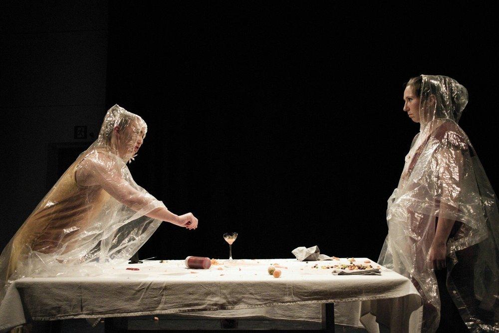 Teater Leikhus representert på Teatertreffen 2017 med DADA.