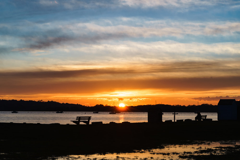 05/02/2017 Hamworthy Park - Shot at 1/25s at F/16, ISO100 on the Sony 55mm F1.8 Zeiss
