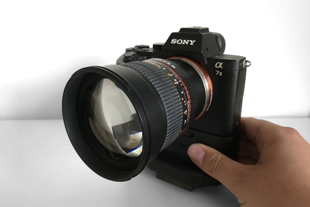 Samyang 85mm F1.4 for Sony E-Mount