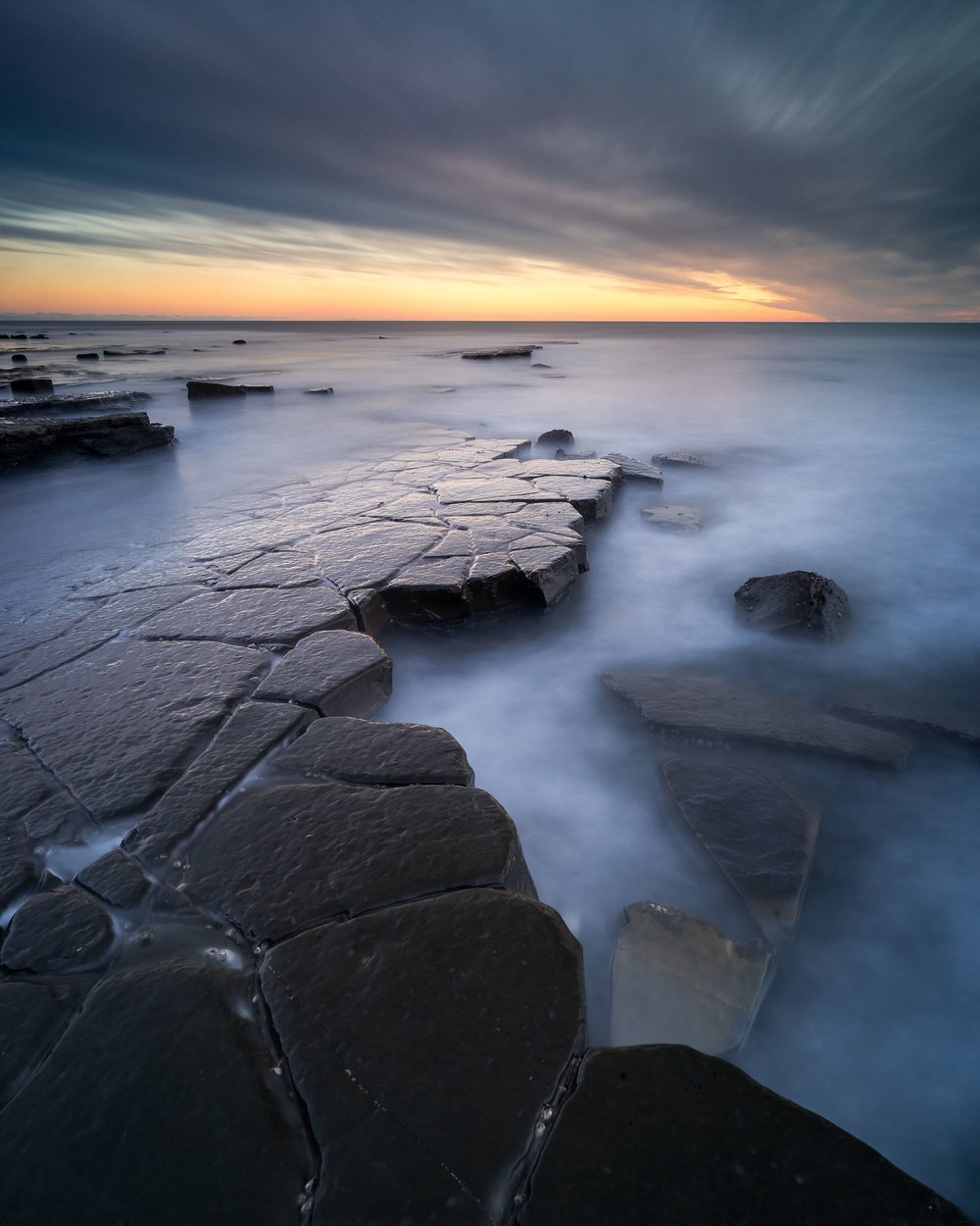 Kimmeridge Bay Eastern Ledge | Jack Lodge Photography