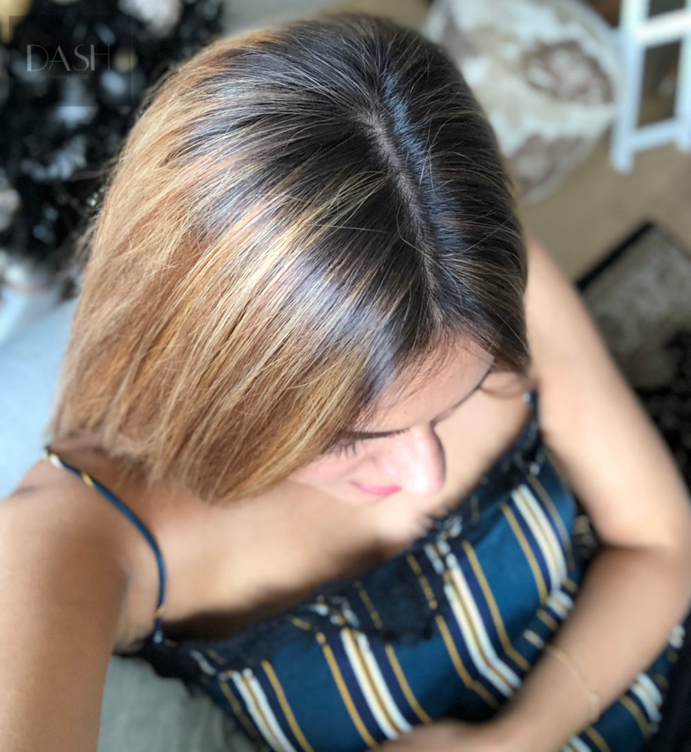 Color Melt courtesy Bleu by B. Marc (Albert Park) -