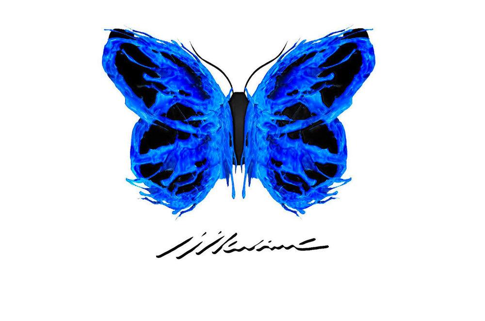 Papillon,  Monanc