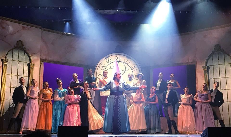 Elisa Mammoliti in Cinderella