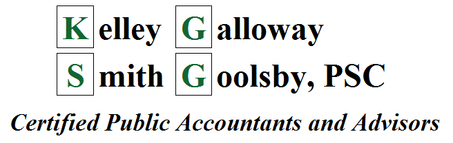 Business Valuations — Kelley Galloway Smith Goolsby, PSC