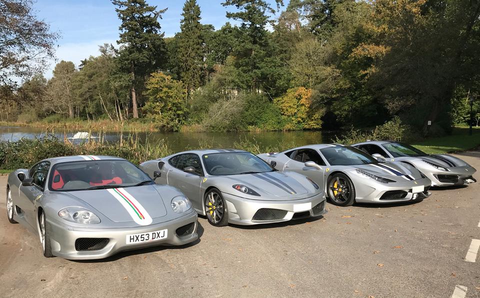 Ferrari 430 Scuderia Vs Challenge Stradale The Ultimate Silver Showdown The Car Guys