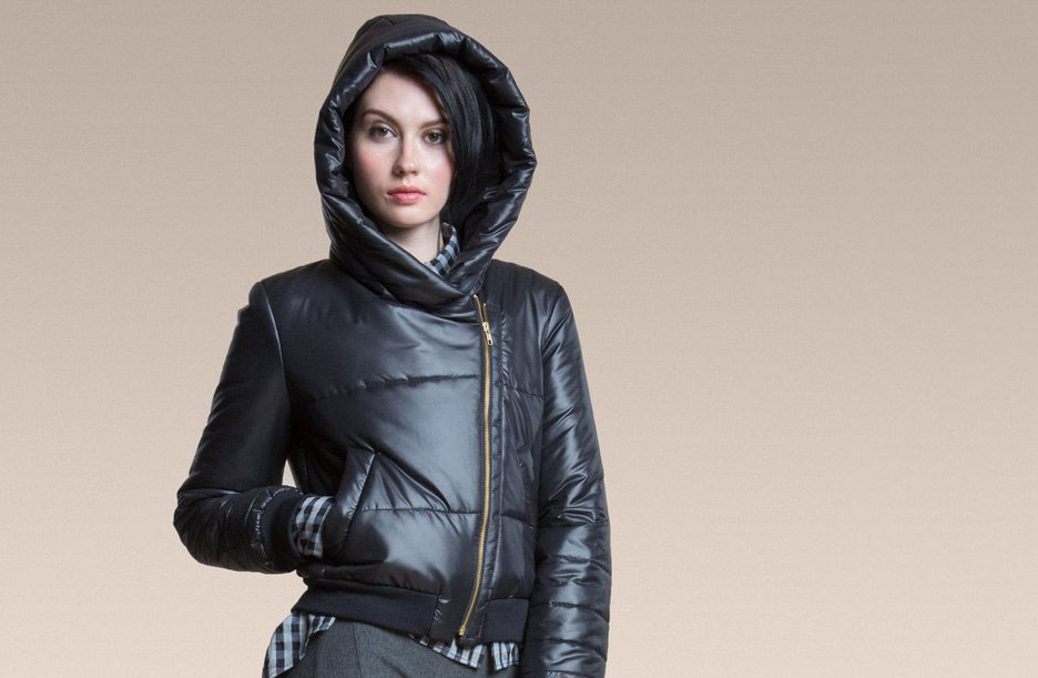 Vaute Couture puffer jacket