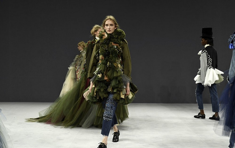 Viktor and Rolf Couture Getty Images   Pascal Le Segretain
