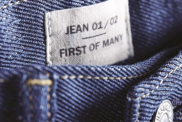 Evernu Levis Recycled Jeans