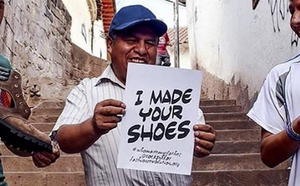 Fashion Revolution #WhoMadeMyClothes