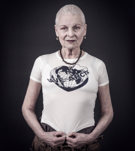 Vivienne Westwood Save The Arctic TShirt