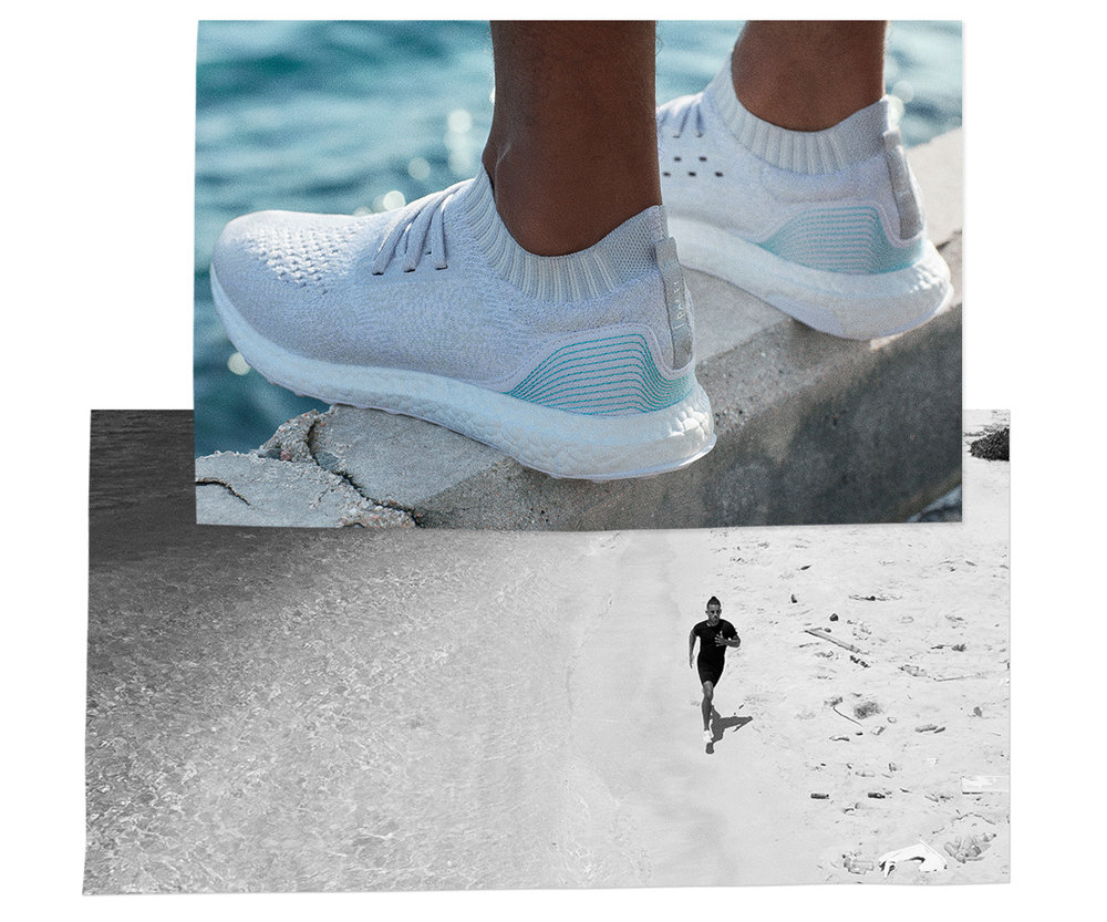 Adidas Ultraboost Uncaged with Parley Ocean Plastic™