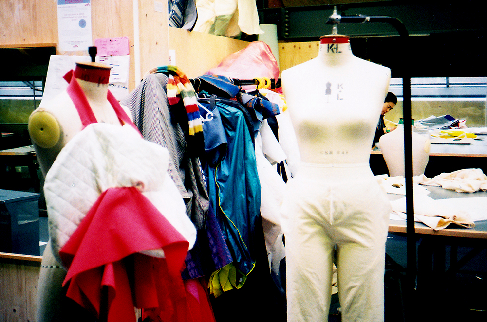 Central Saint Martins Fashion Department, Kings Cross Ph. Elizabeth Cooney