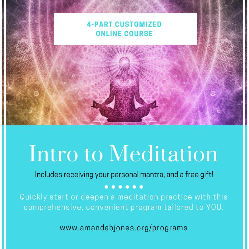 learn meditation online mantra deepak chopra amanda jones