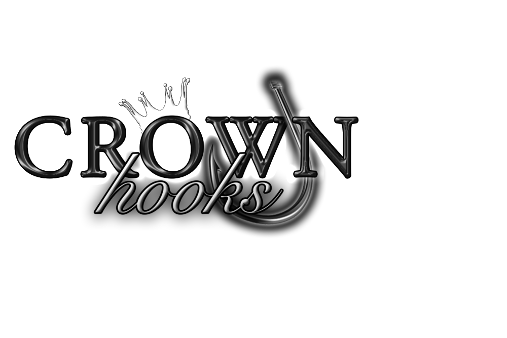Crown Hooks Logo second draft black and white.png