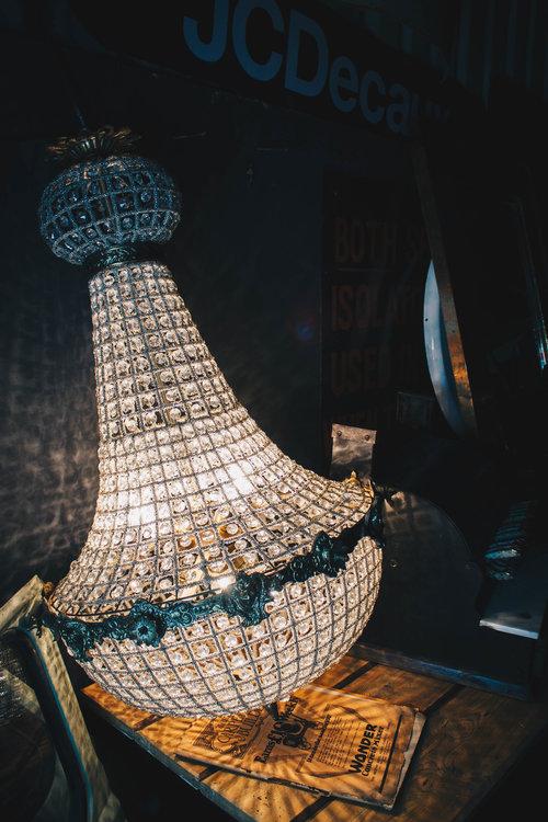 Stunning Antique French Empire Chandelier Beautiful Vintage Light Interior  Design Feature (Three Sizes Available) - Stunning Antique French Empire Chandelier Beautiful Vintage Light
