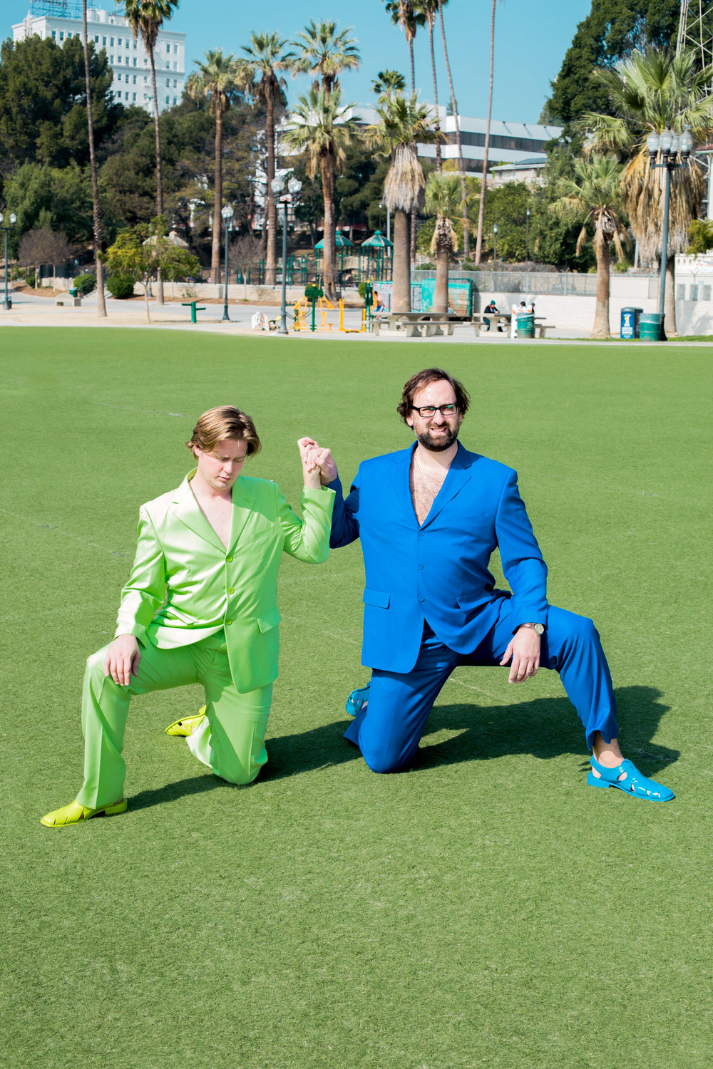 Tim & Eric pour le magazine Nylon The Comedy Issue