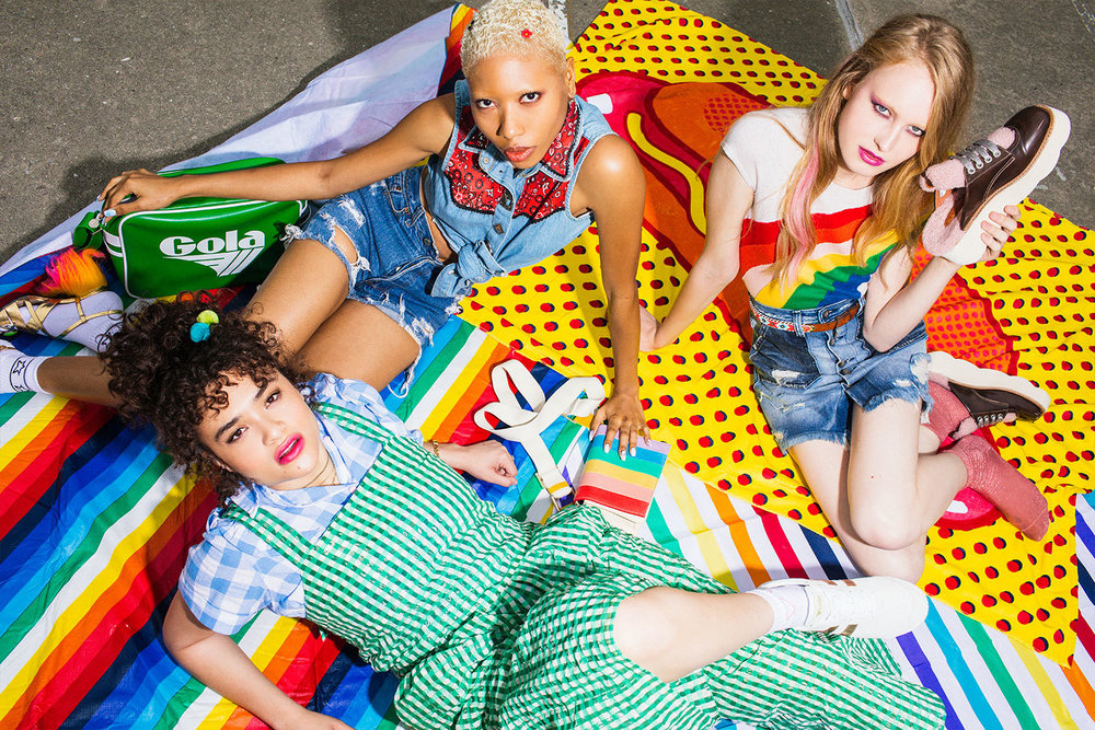 Nylon Magazine , School's Out: Your Guide to Summer Fashion and Beauty