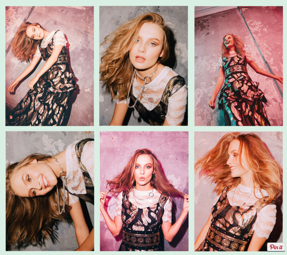 Nylon Digital,  Olivia DeJonge is Redefining Shakespeare for Millenials