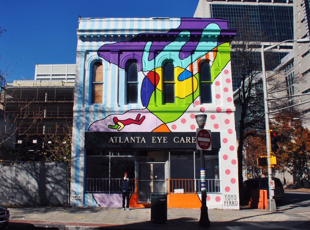 79 Broad St SW, Atlanta, GA 30303, USA ( Elevate ATL )