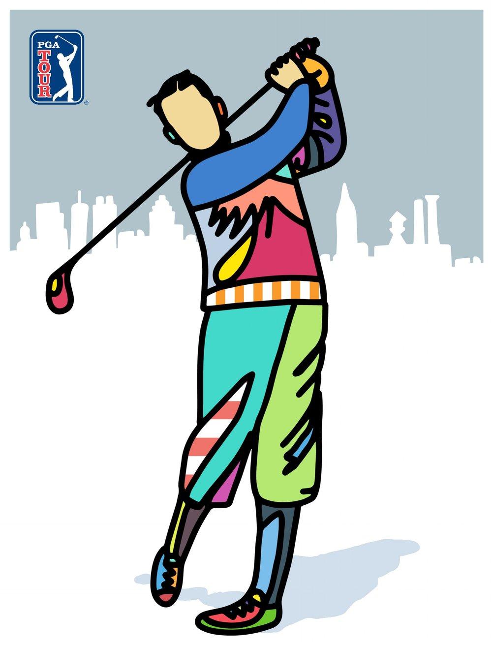 PGA Tour    # 5 , 2018