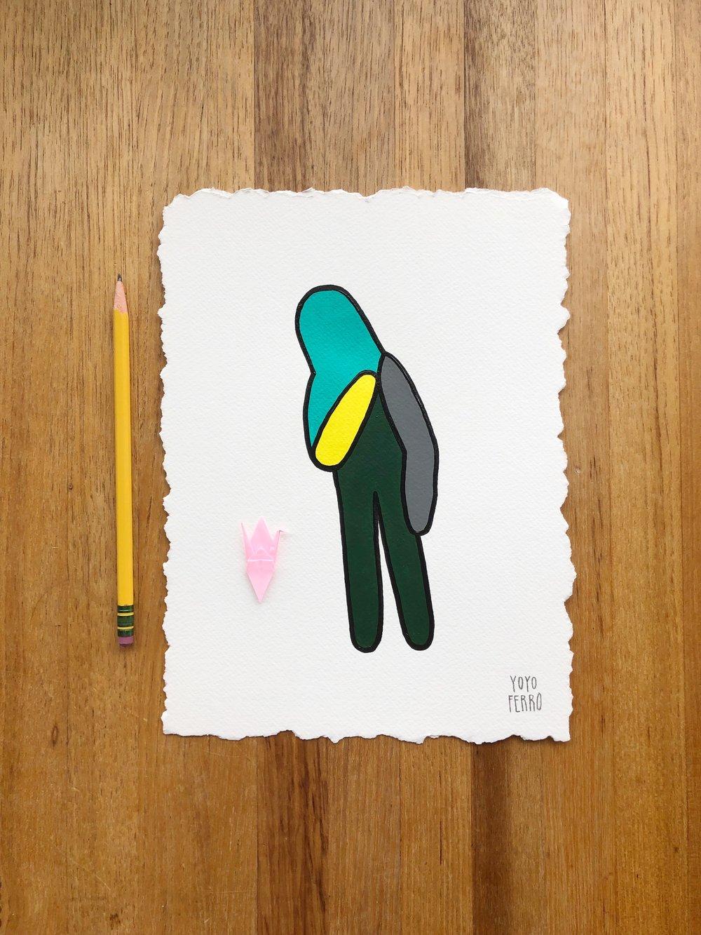 """""""Ai Que Dó (Bless Your Heart)"""" , 2018"""