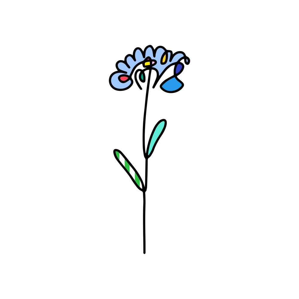 Flower # 3 , 2018