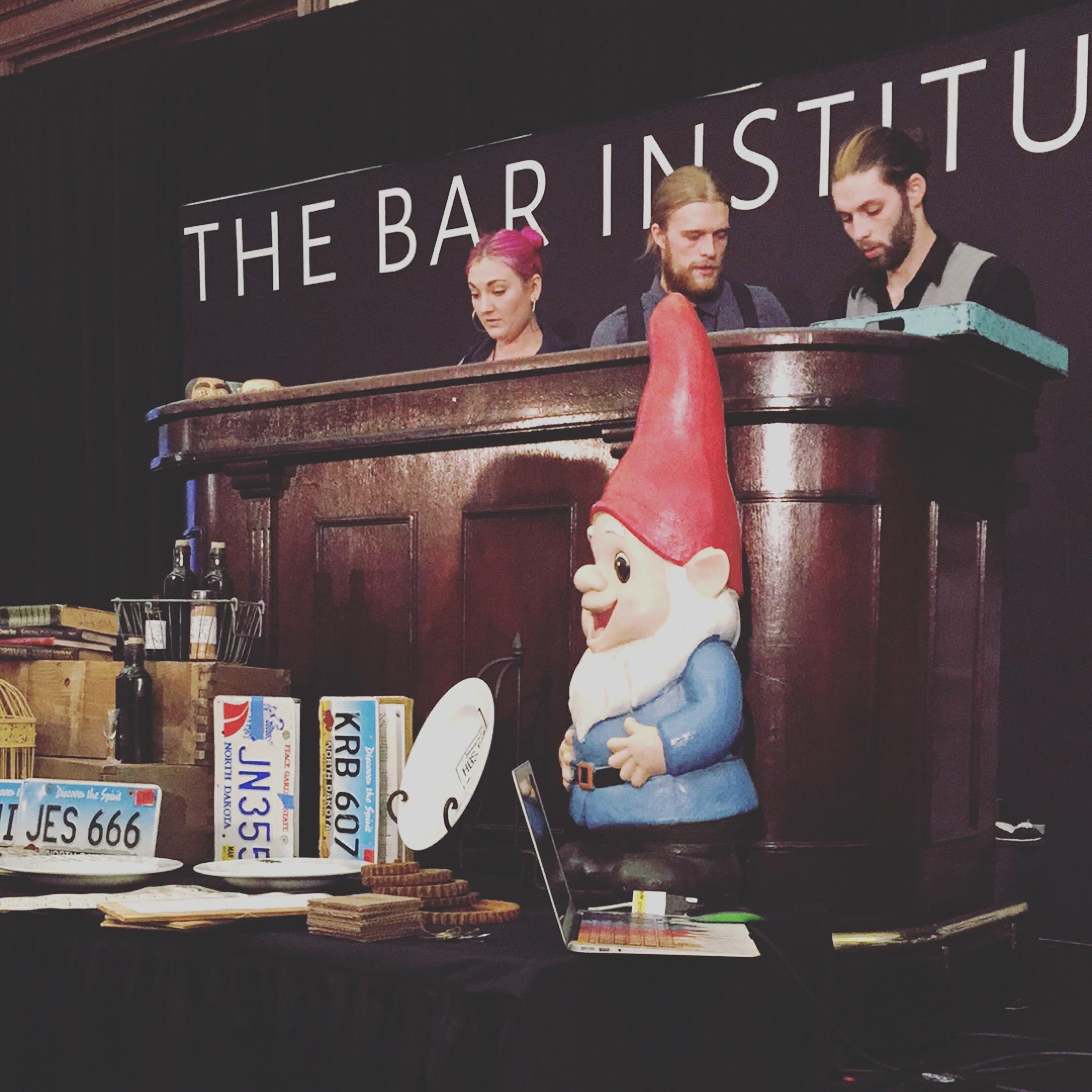 Bar Institute Austin