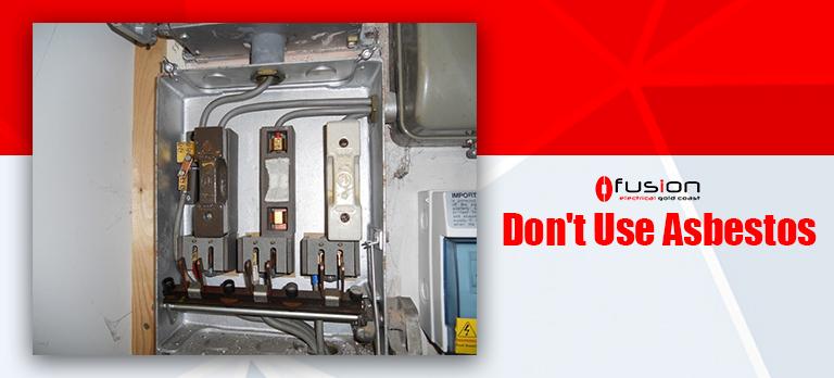 Don't Use Asbestos