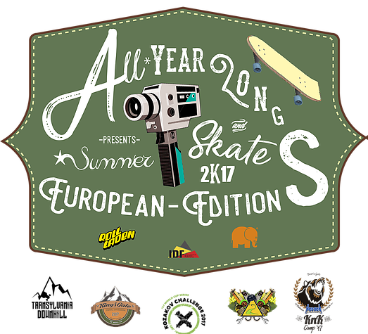 All Year Long Summer Skate 2k17 European Edition