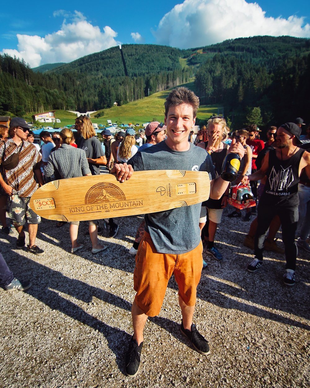 Quirin Ilmer wins the King's Gate World Cup in his homeland of Austria!