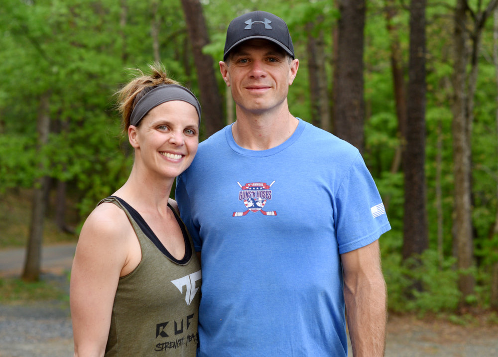 Melissa B., Virginia Camper, Compound CrossFit