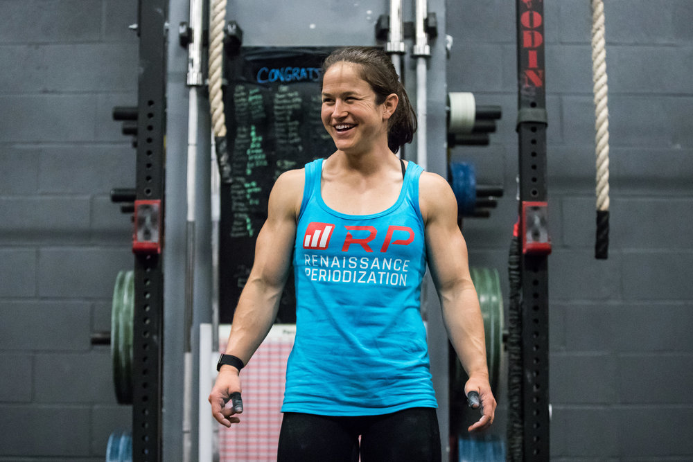 Meet your gymnastics coach - Kari Pearce, CrossFit Games '15, '16, '17, '18Fittest American Woman 2018