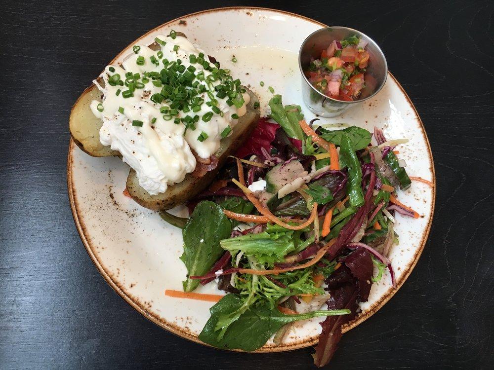 Jian's pick: Breakfast Potato