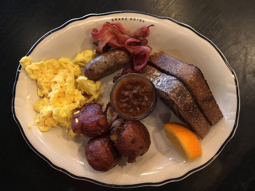 Jian's pick: The Drake Breakfast