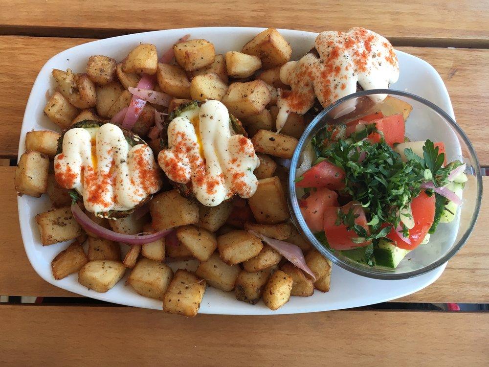 Tatiana's choice: Egyptian Falafel
