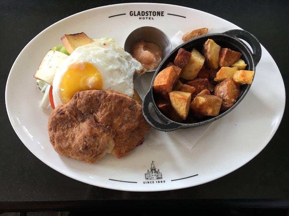 Tatiana's pick: Breakfast Sandwich