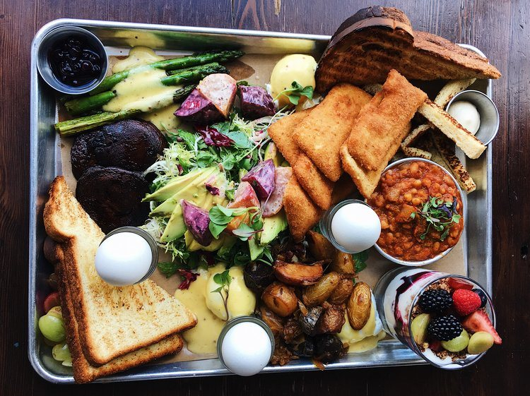 Our communal pick: Neuvolken platter