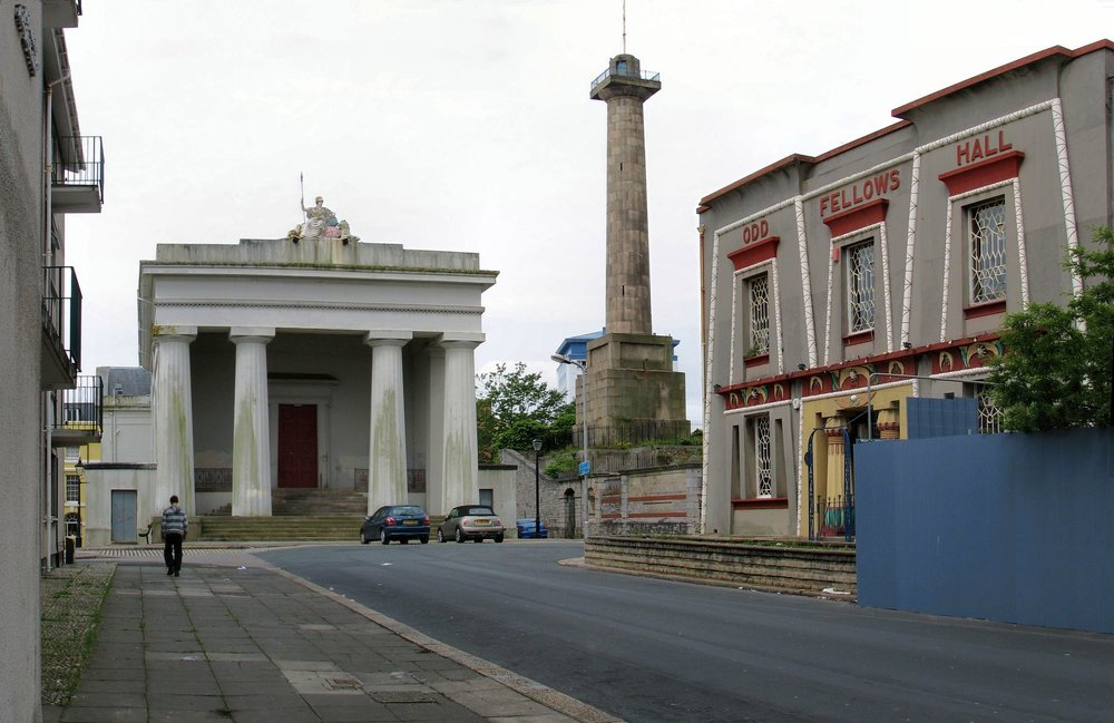 The Devonport Guildhall