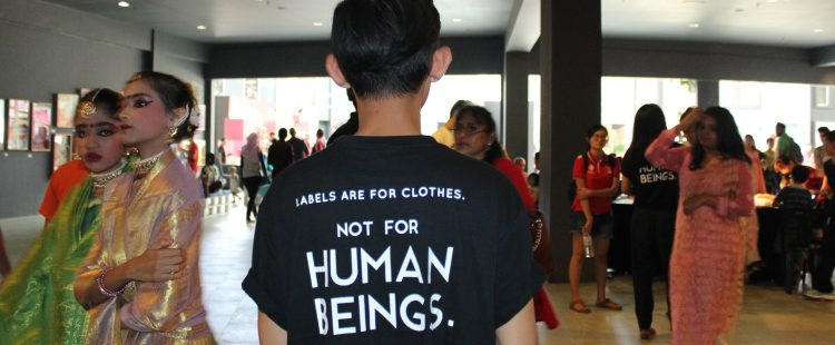 From a Human Library event in Kuala Lumpur, Malaysia